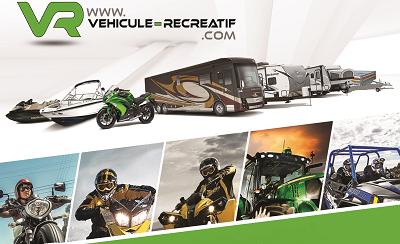 véhicule récréatif à vendre